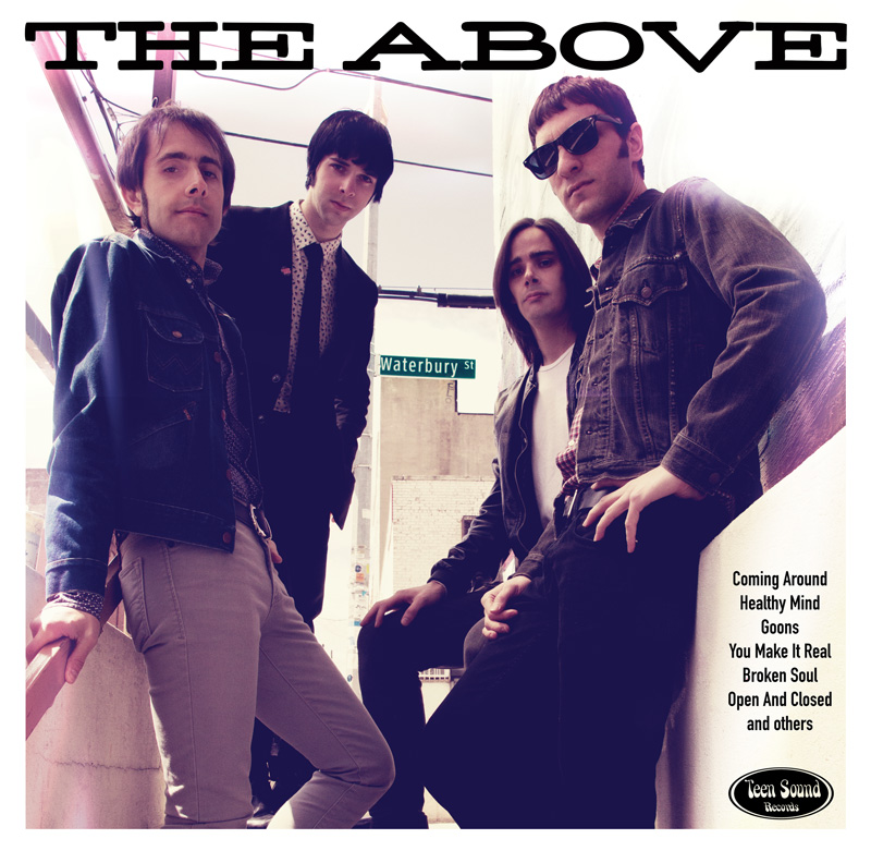 TheAbove by TeenSoundRecords